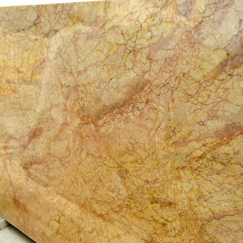 Crema Valencia slabs polished 03