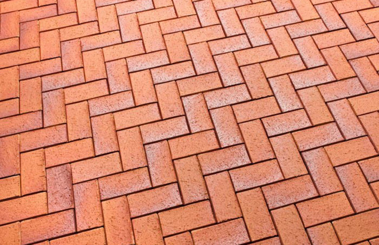 Clinker-pavers
