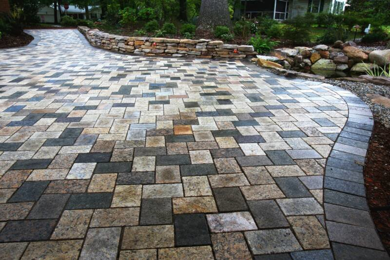 earthstone patio
